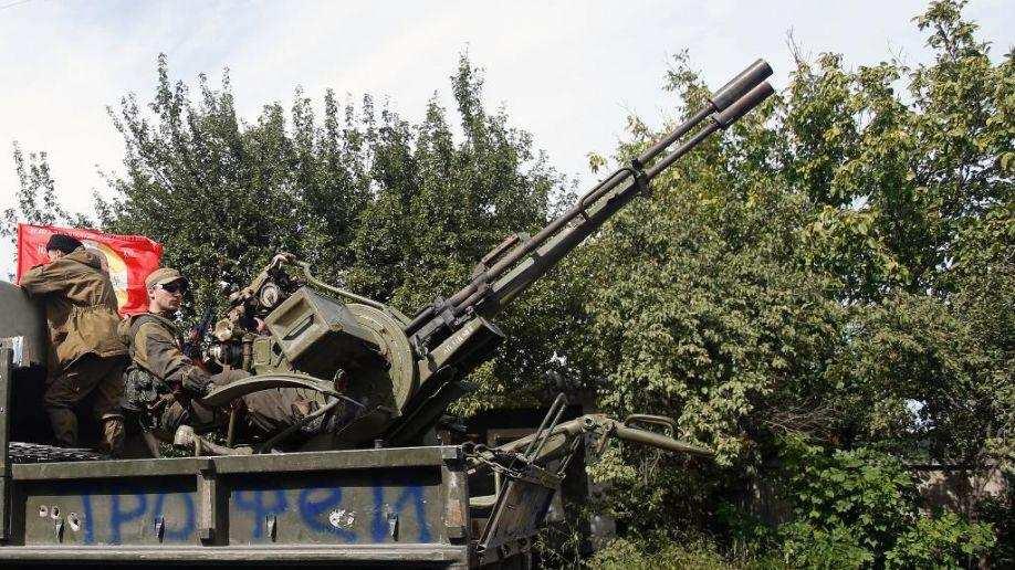 ПВО ЛНР лишила карателей четырёх единиц техники за сутки: сводка с фронта (ВИДЕО) | Русская весна