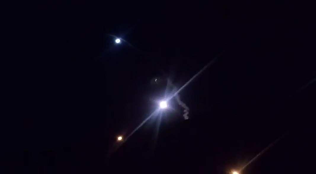 Очень странные кадры «попадания ракеты» вукраинский Boeing в Иране (ВИДЕО) | Русская весна