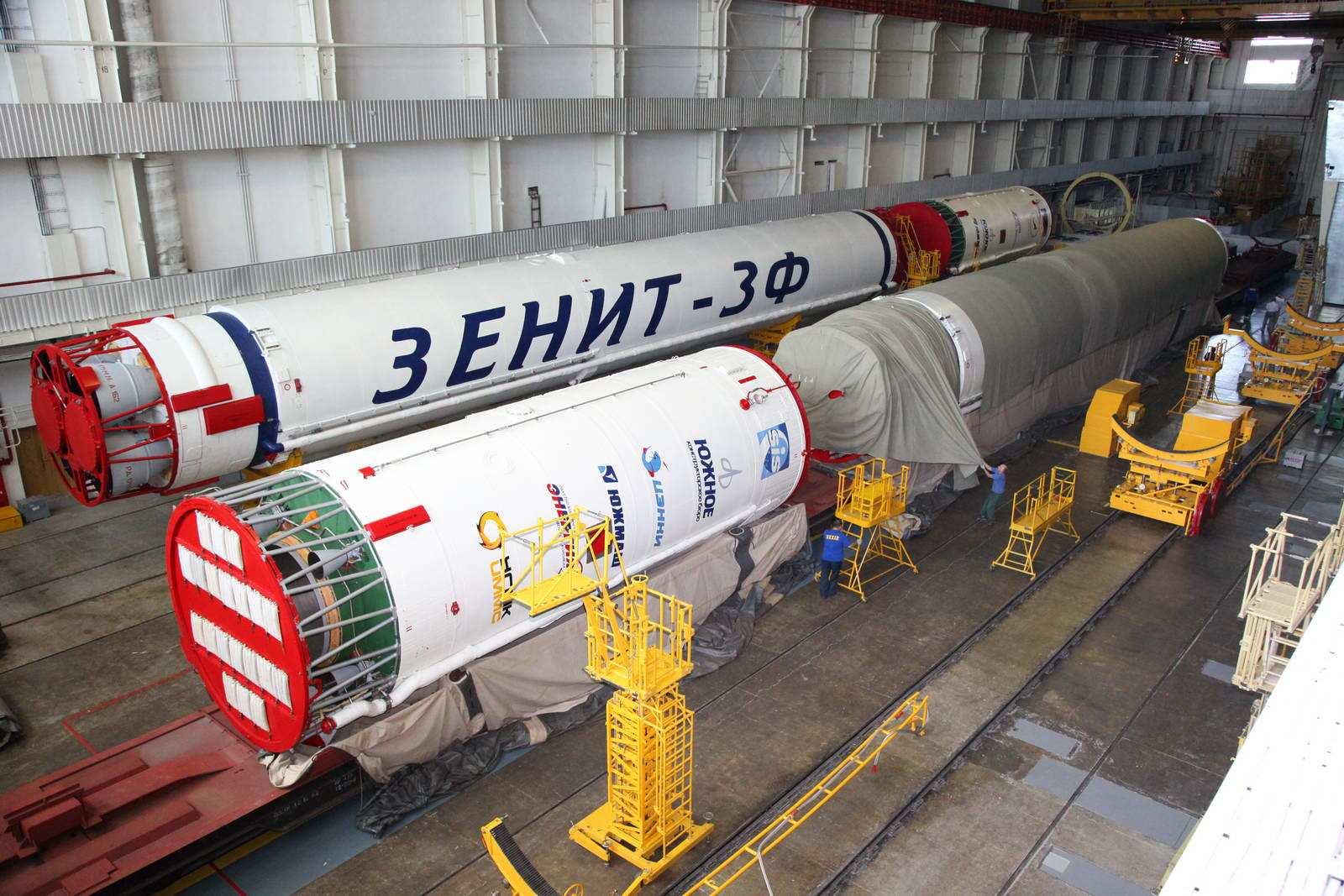 «У тебя хоть чертежи есть?»: о развитии космической отрасли Украины (ВИДЕО) | Русская весна