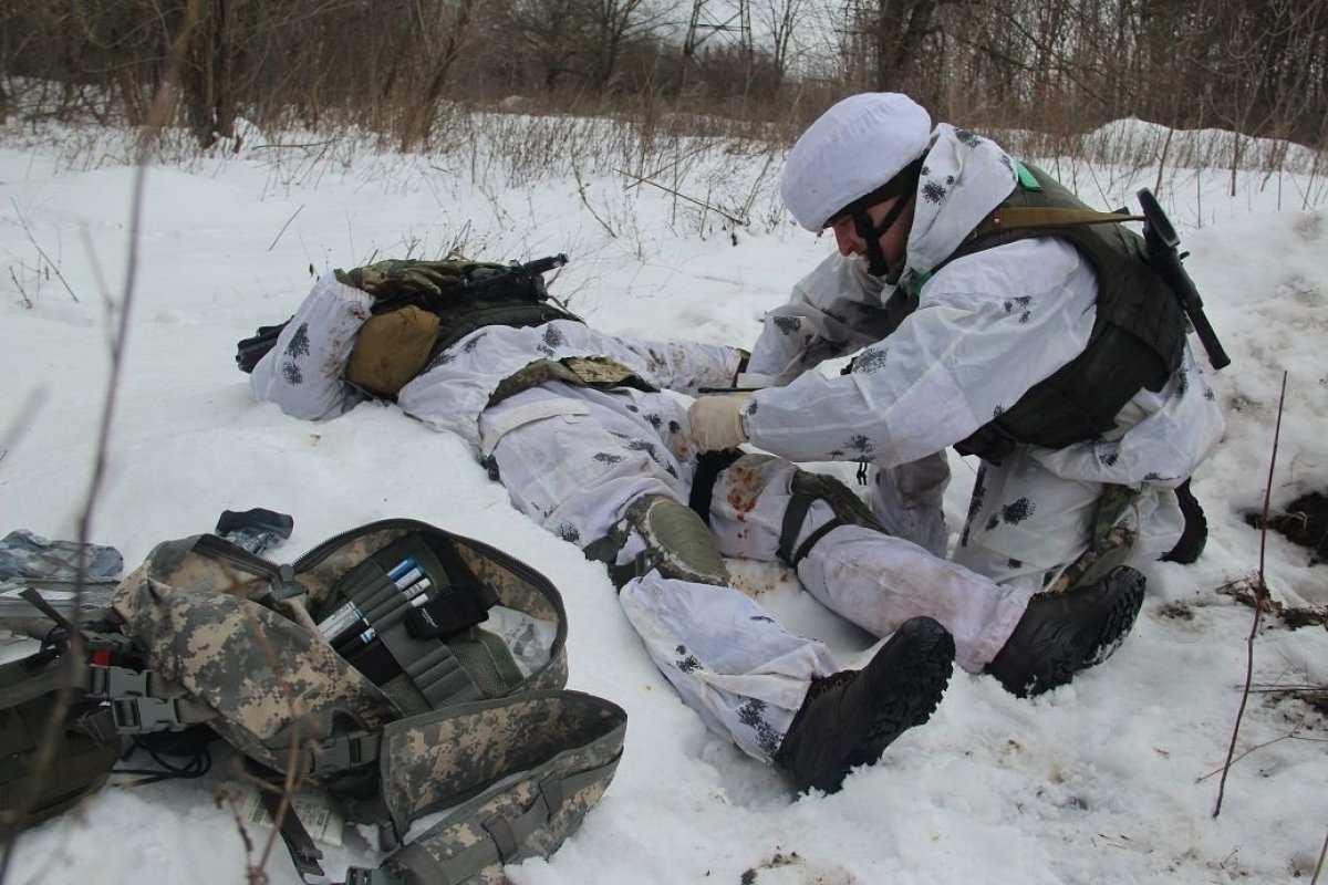 У карателей «боевые» потери и проблемы из-за беглеца, прихватившего важные военные документы (ВИДЕО) | Русская весна