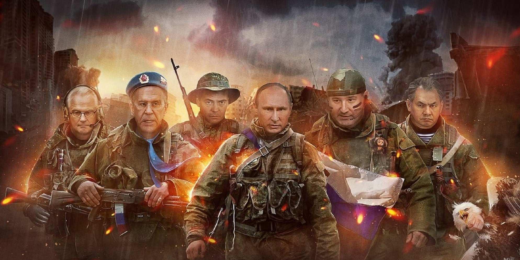 Сценарий Путина. Что происходит в России и что это значит для Украины (ВИДЕО) | Русская весна