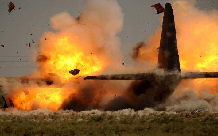 В Ираке разбился самолёт ВВССША, — СМИ | Русская весна