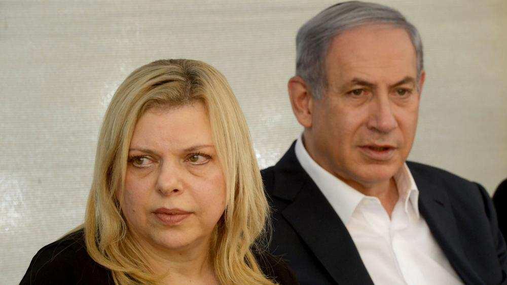 Почему Сара Нетаньяху бросила киевский хлеб на землю: объясняем причины | Русская весна