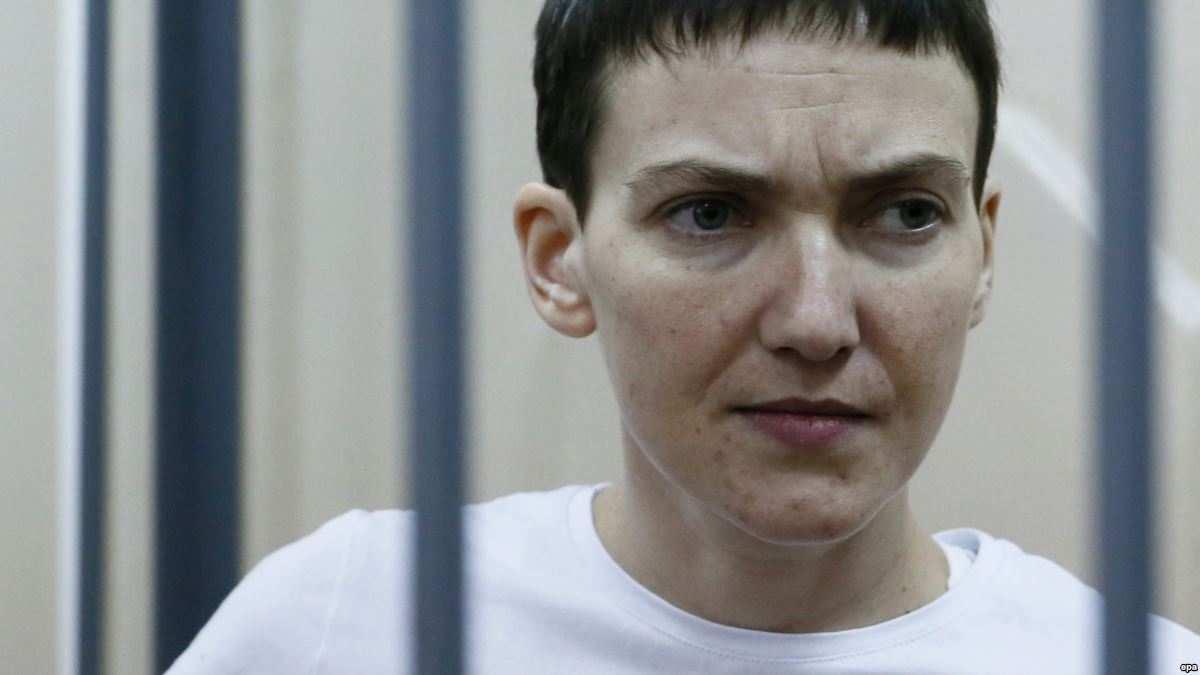 В СИЗО в Киеве мне было стыдно, — Савченко оразнице между тюрьмой в России и на Украине (ВИДЕО) | Русская весна