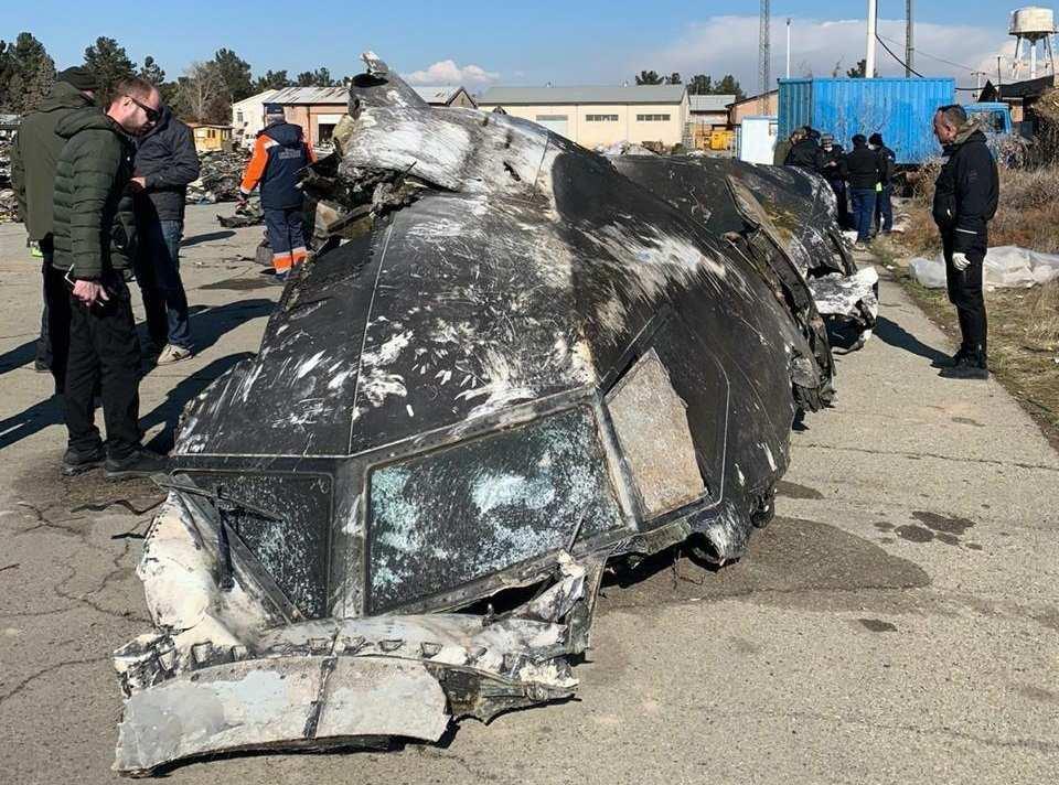 Крушение самолёта: Ирану выдвинули пять требований | Русская весна