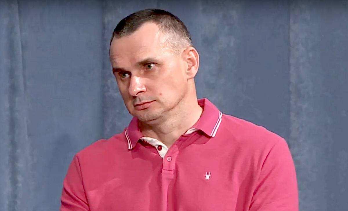Террорист Сенцов рассказал, почему набрал вес в российской тюрьме | Русская весна
