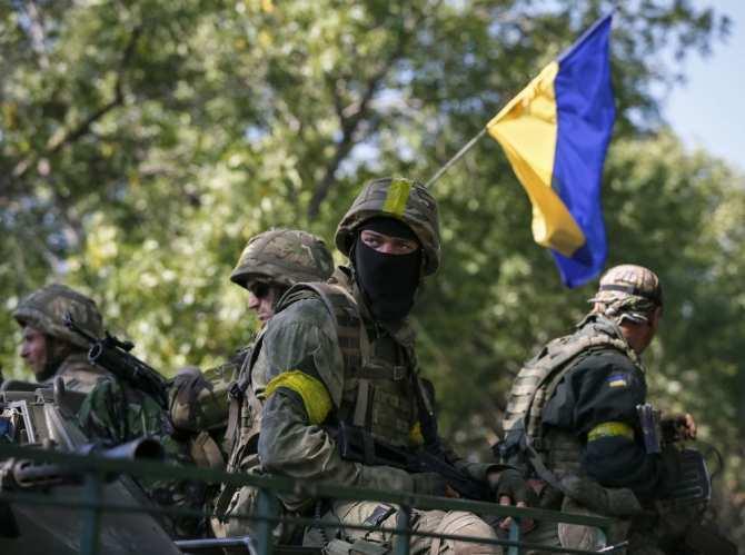 Во время перемирия на Донбассе небоевые потери не на что списать: о чём командующий ВСУ доложил Зеленскому   Русская весна