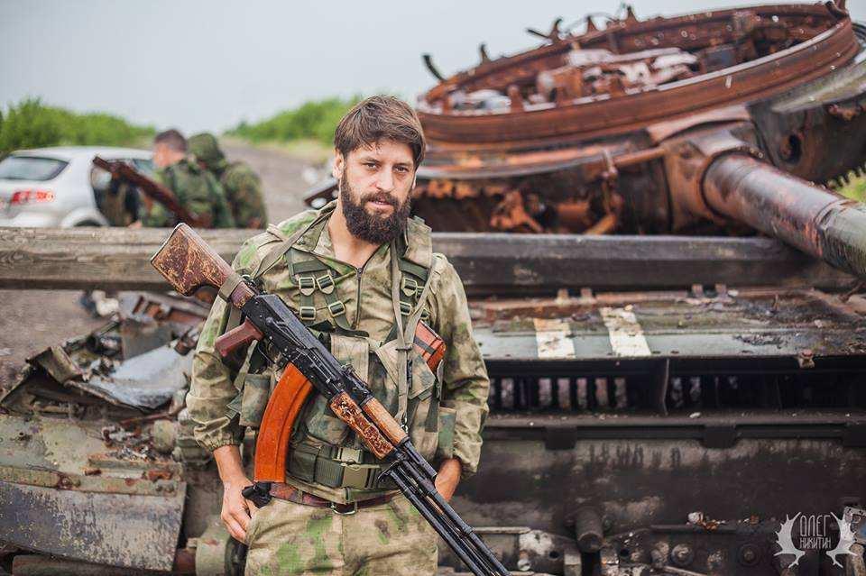 Донбасс. Налинии фронта: Армия ДНР и«Ангел» (ВИДЕО) | Русская весна