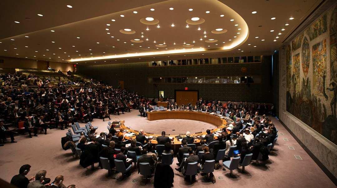 СРОЧНО: США в ярости, Россия и Китай заблокировали заявление ООН из-за убийства Сулеймани   Русская весна