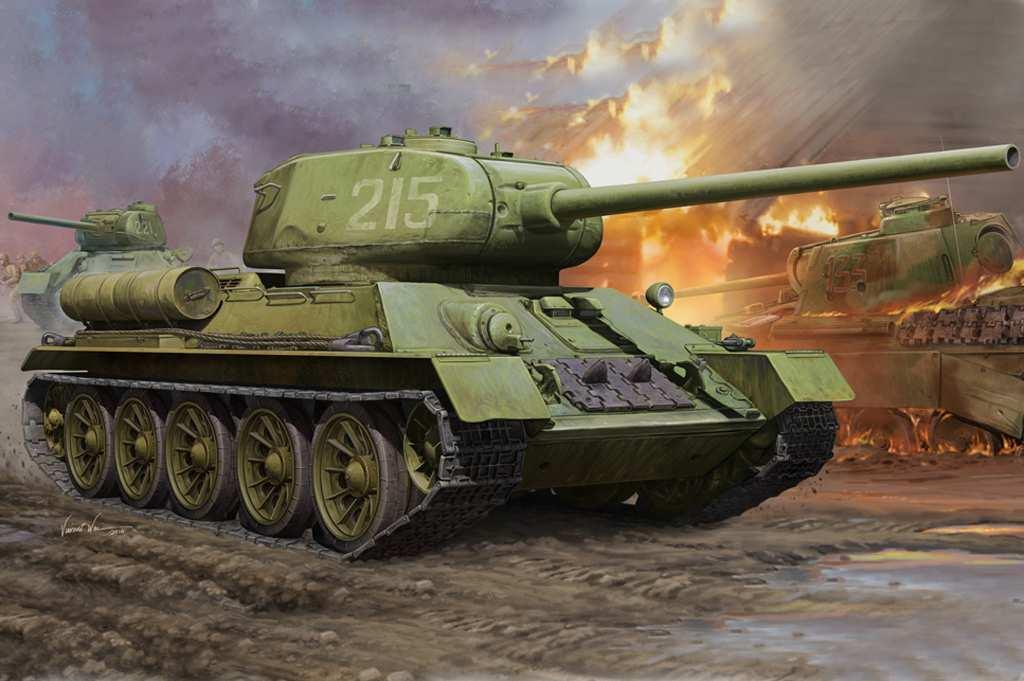 В Запорожье восстановили легендарный танк, чтобы он возглавил парад на День Победы (ФОТО, ВИДЕО) | Русская весна