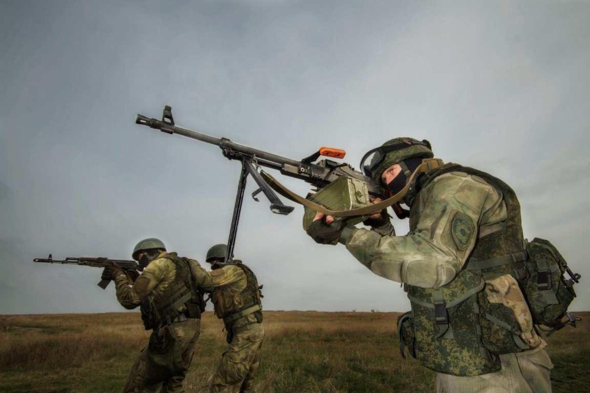 Как Армия ЛНР «нанесла удар пон.п. Золотое-5» (ВИДЕО) | Русская весна