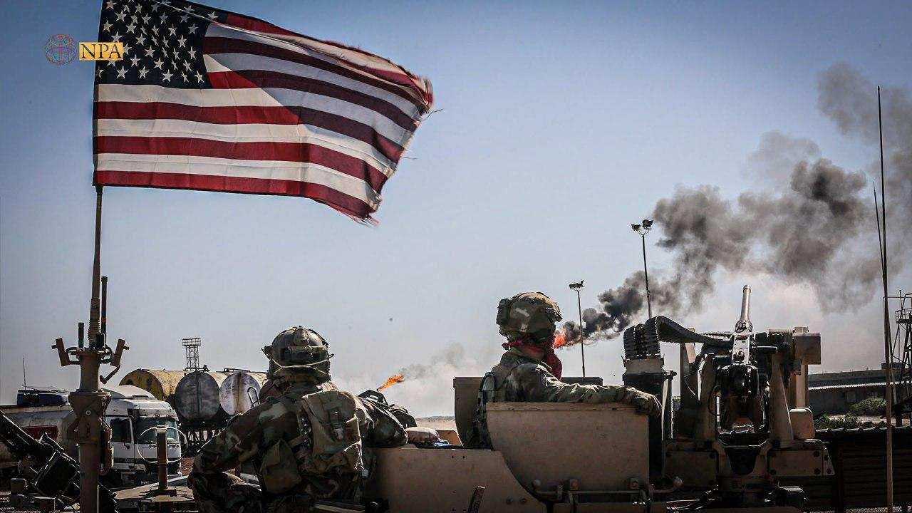 Бронекулак и чёрная кровь: США придумали повод длязахвата играбежа Сирии (ФОТО) | Русская весна