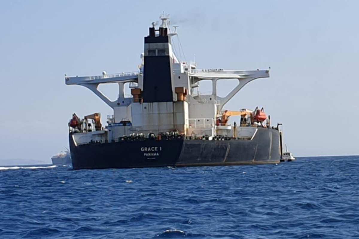 Суд США постановил арестовать иранский танкер из-за Сирии | Русская весна