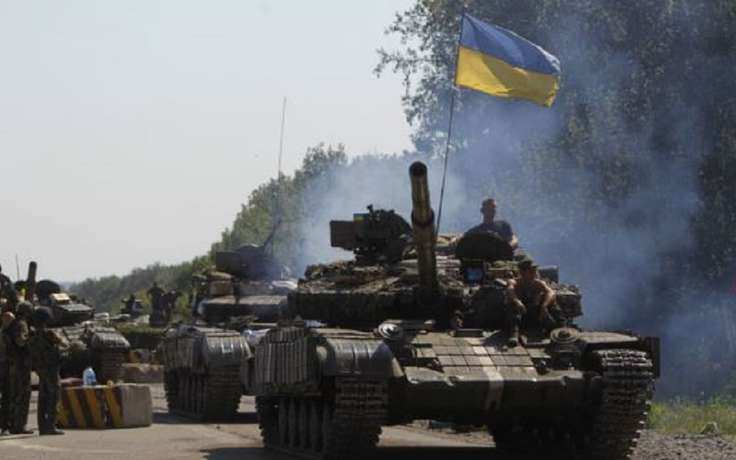 Генштаб ВСУ оценил возможность захвата Донбасса   Русская весна