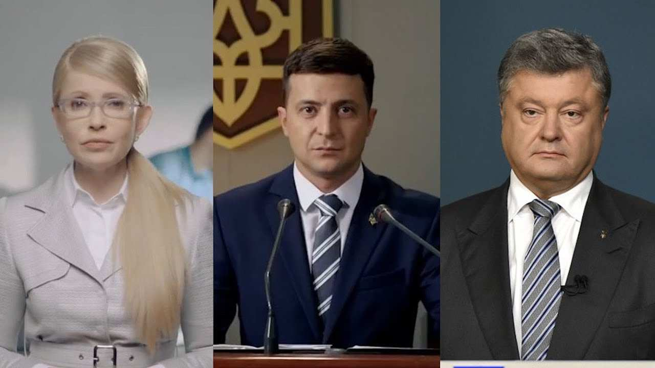 Подсчитано 50%: Зеленский опережает Порошенко включевом длянего регионе   Русская весна