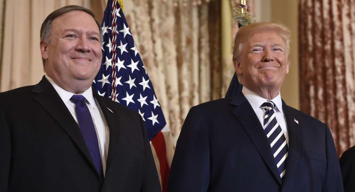 Госсекретарь СШАотменил свой визит наУкраину  | Русская весна