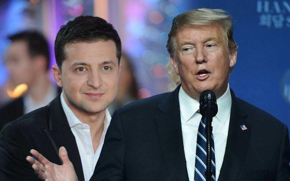 «Добиться поддержки Трампа Зеленскому пока не удалось» — американские СМИ пишут о проблемах Киева | Русская весна
