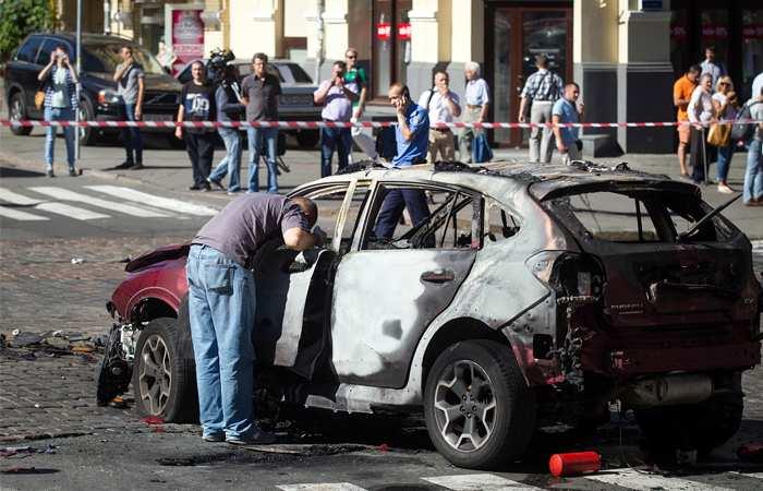 «Настоящий ужас»: банда нацистов-убийц, кровавый путь от Донбасса до Киева (ФОТО)   | Русская весна