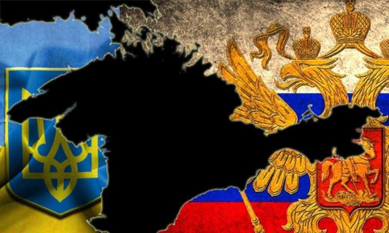 Террористы решили забрать уУкраины российский Крым   Русская весна