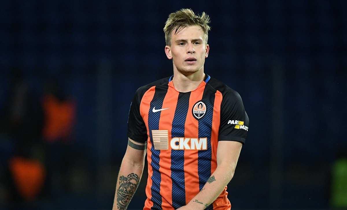 Украинский футболист перешёл в клуб «агрессора» | Русская весна
