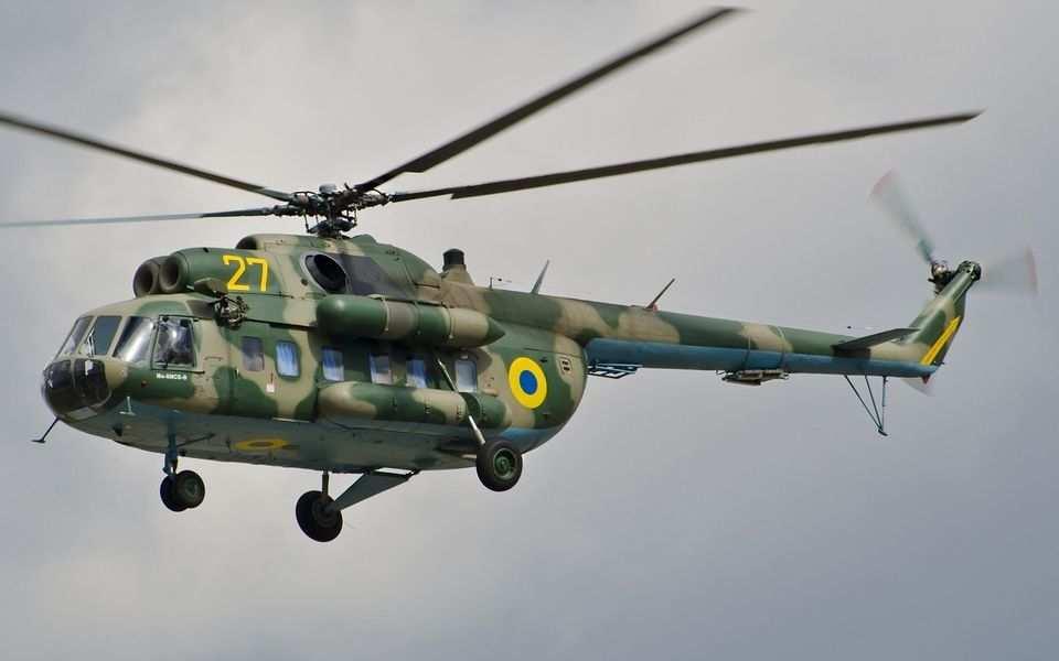 ВАЖНО: Рухнул вертолёт ВСУ, четверо погибших, среди них — комбриг | Русская весна