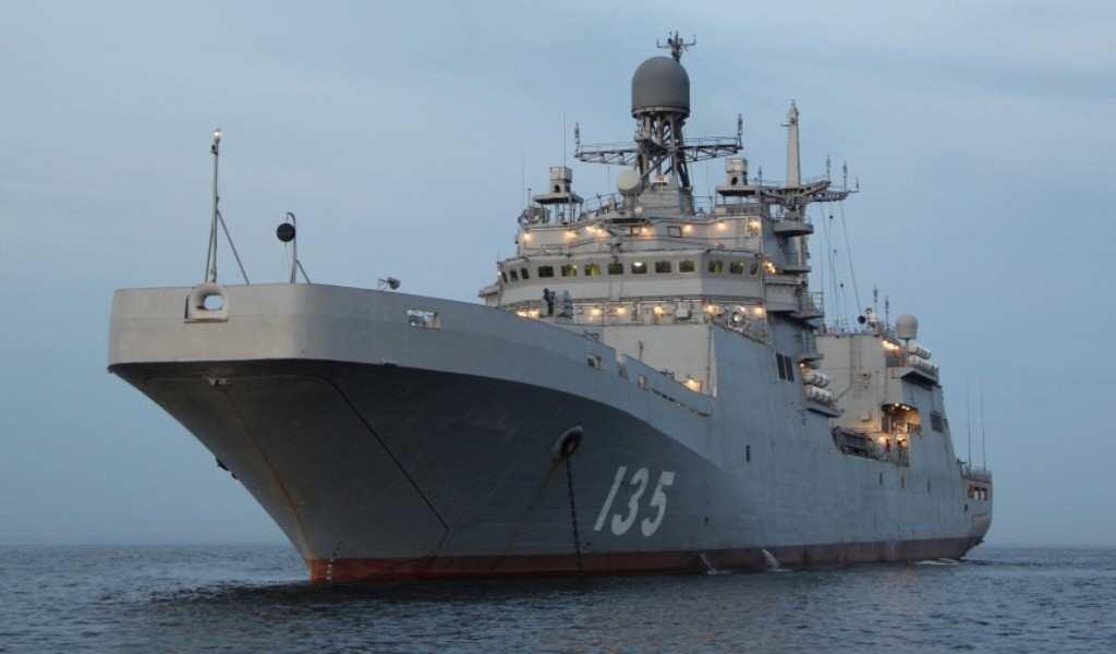 ВМФ России и ВМС Сирии начинают совместные учения в Средиземном море | Русская весна
