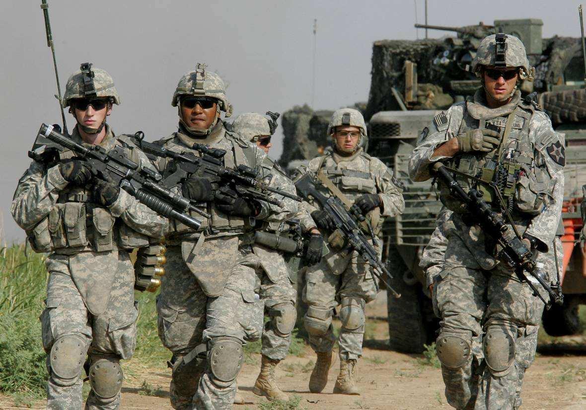 СРОЧНО: США лгали, НАТО всё же выводит военных из Ирака из-за убийства Сулеймани   Русская весна