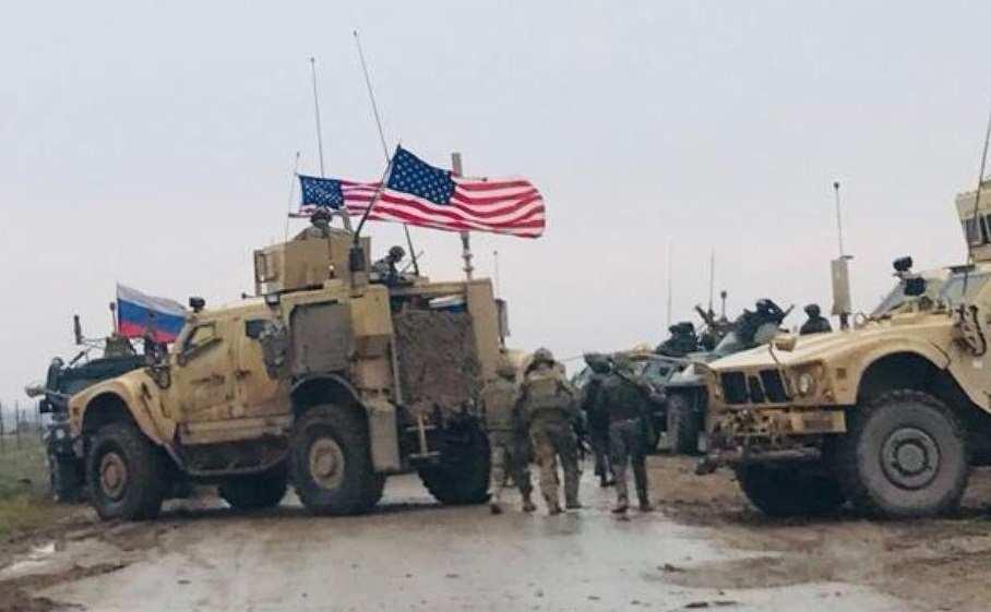 Сирийские военные прогнали спецназ США (ВИДЕО) | Русская весна