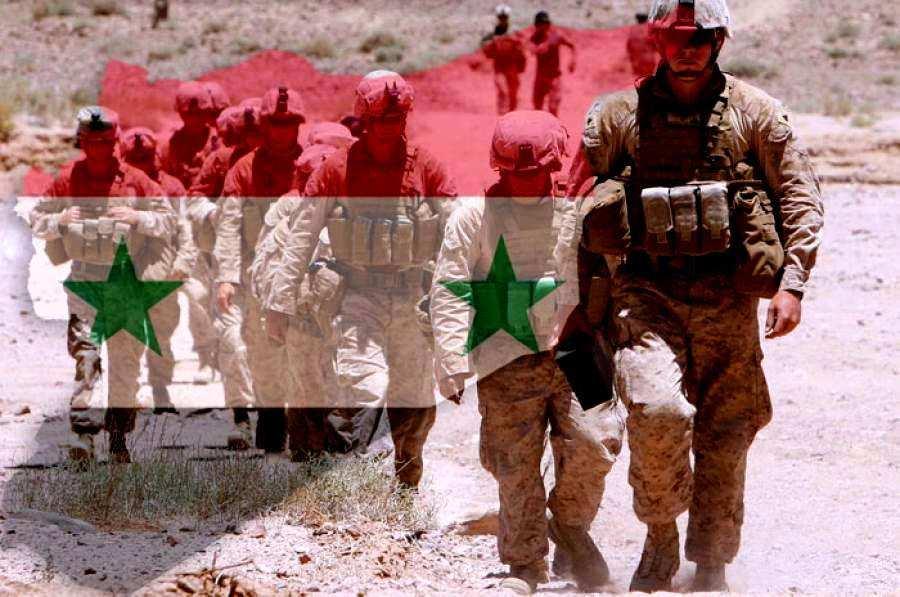 Армия России вернула Сирии 10населённых пунктов, оккупированных коалицией США | Русская весна