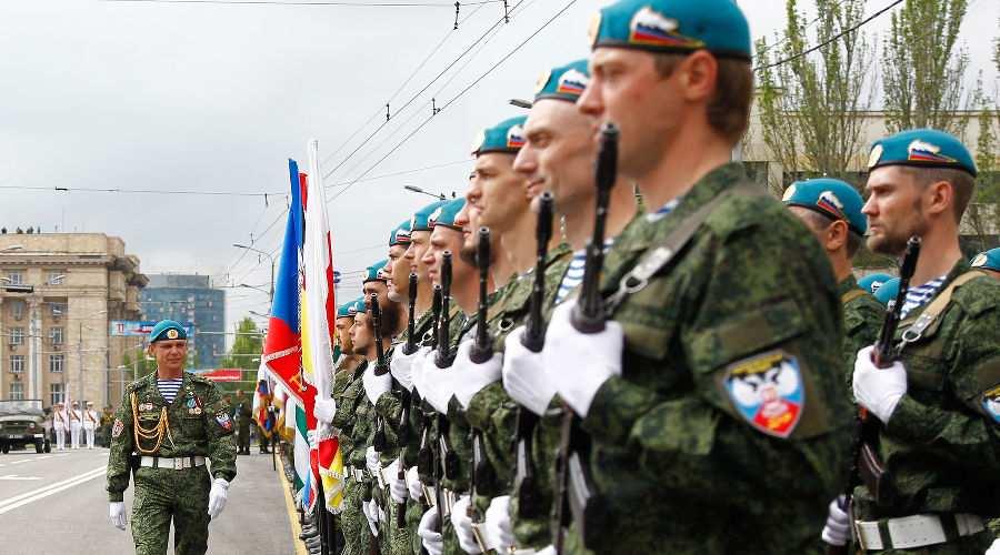 Есть ли кому оборонять Донбасс? Немного о демонстрации боевых возможностей (ВИДЕО) | Русская весна