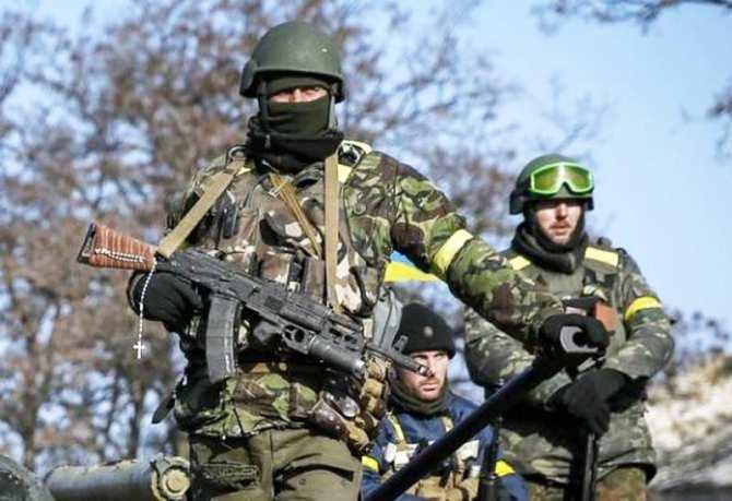 200 тонн «оружия массового поражения» и сотни выведенных из строя карателей: сводка ЛНР | Русская весна