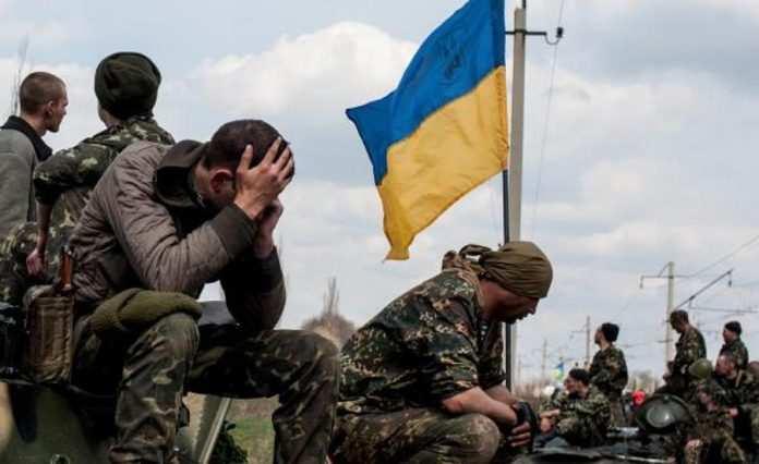 В 57-й бригаде ВСУ началась паника: сводка с Донбасса | Русская весна