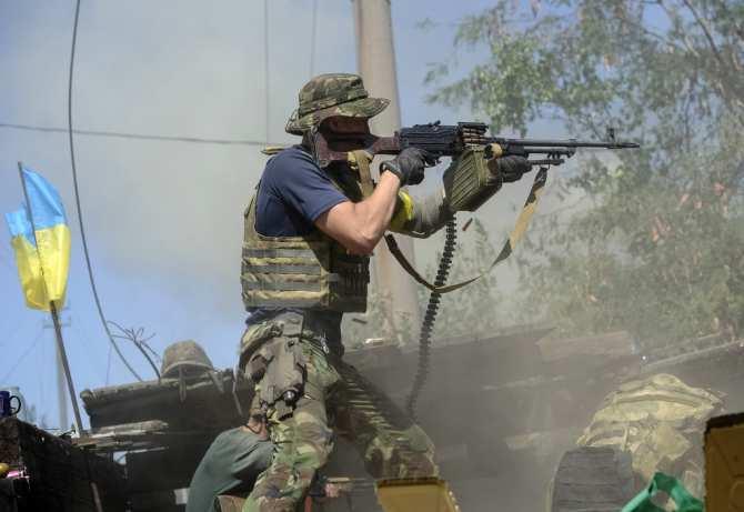 ВСУ осуществляют геноцид мирного населения Донбасса, Армия ДНР молчит | Русская весна