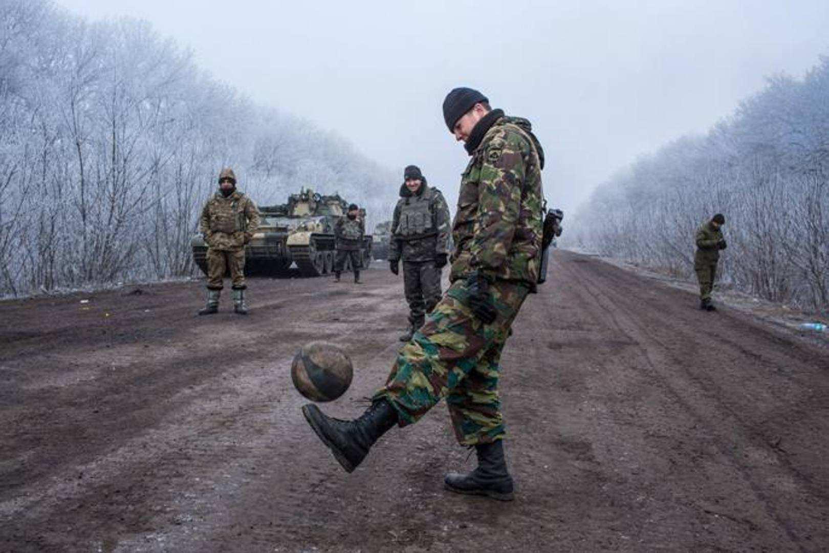 В ВСУза 4 года пришли 170тысяч добровольцев, — глава Генштаба | Русская весна