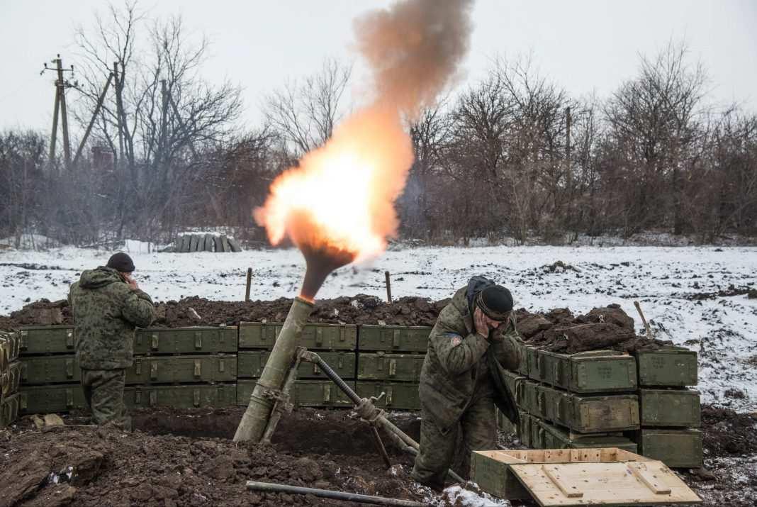 Бой на Донбассе: ВСУ заявили о потере наблюдательного пункта (+ВИДЕО) | Русская весна