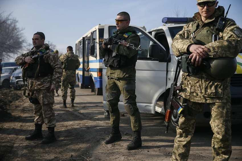 Украина предложила России формат освобождения «всех на всех» | Русская весна