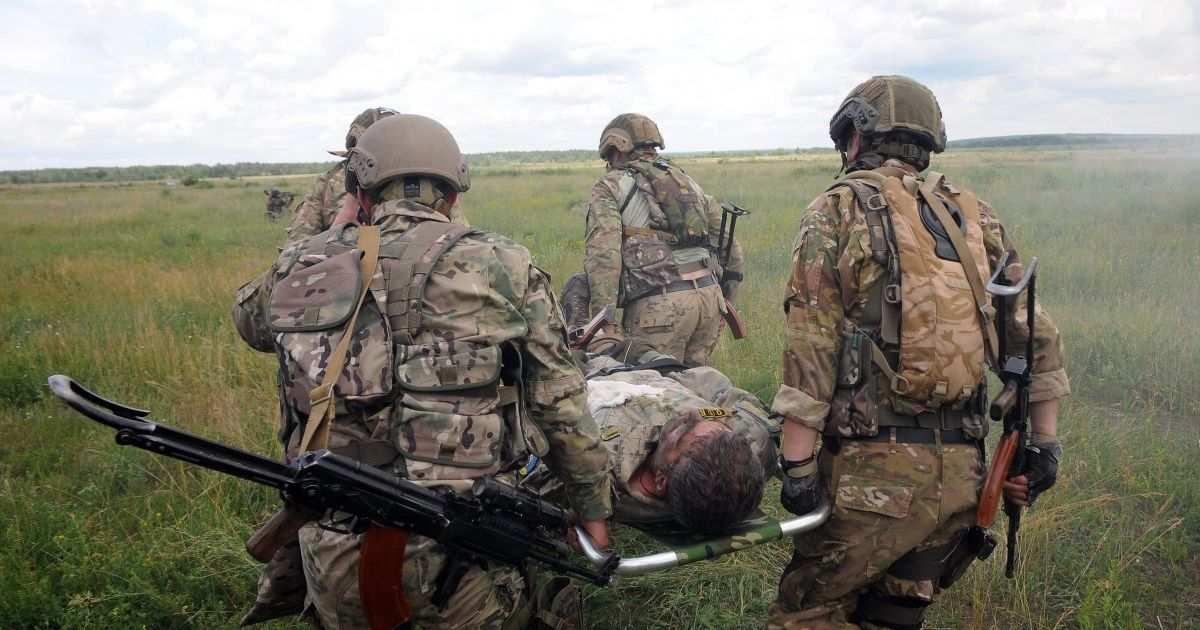 Штаб «ООС» сообщает о потерях ВСУ на Донбассе | Русская весна