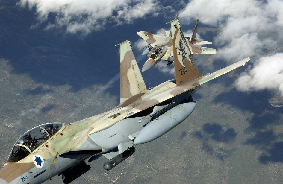 СРОЧНО: ВВС Израиля нанесли удары по объектам армии Сирии   Русская весна