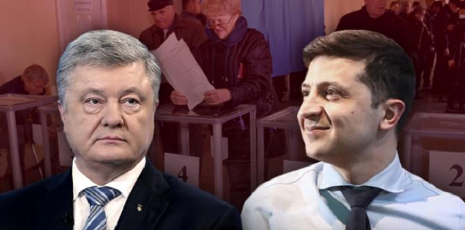 Зеленский рассказал, чем отличается от Порошенко (ВИДЕО)   Русская весна