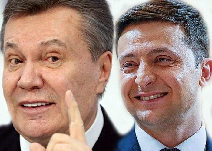 Кличко сравнил Зеленского с Януковичем    Русская весна