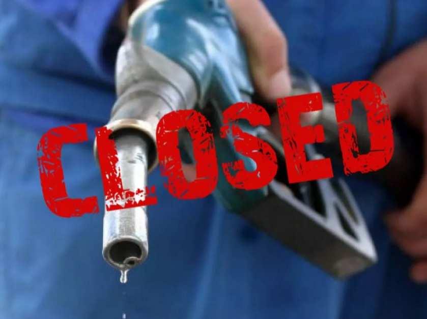 Транспортно-топливный коллапс на Украине: закрываются АЗС, часть ж/д станций парализованы | Русская весна