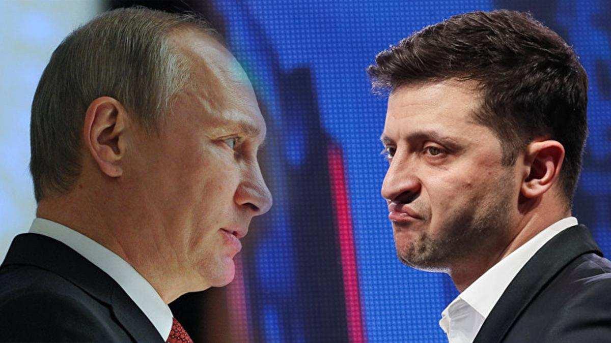 «Масла нет, всё идёт жёстко»: Зеленский рассказал о переговорах сПутиным  | Русская весна