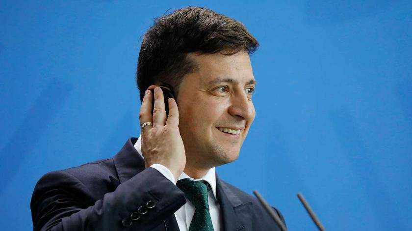Зеленский хочет выступить на Генассамблее ООН в сентябре | Русская весна