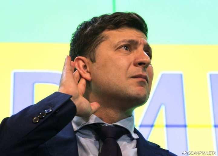 Зеленский намерен провести «масштабный аудит» Украины | Русская весна