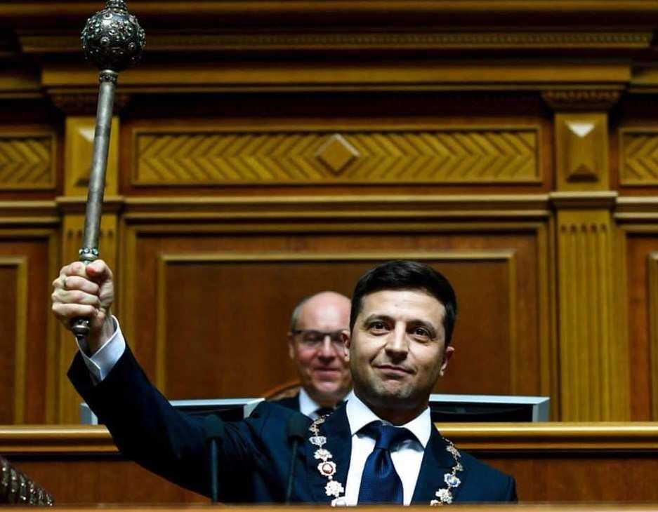 Зеленский рассказал, как тяжело быть президентом (ВИДЕО) | Русская весна