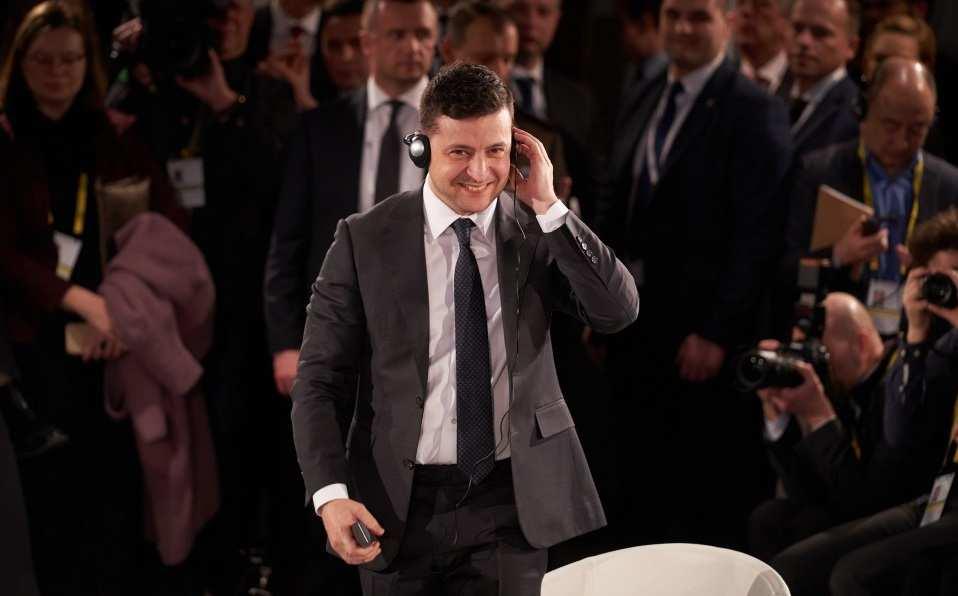 Мюнхенская конференция: странное поведение Зеленского | Русская весна