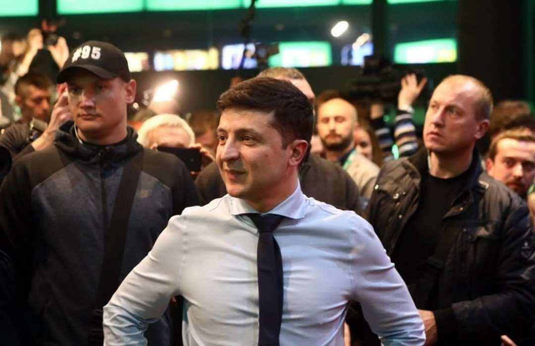 Начальником СБ Зеленского стал бывший охранник Коломойского (ФОТО, ДОКУМЕНТ) | Русская весна