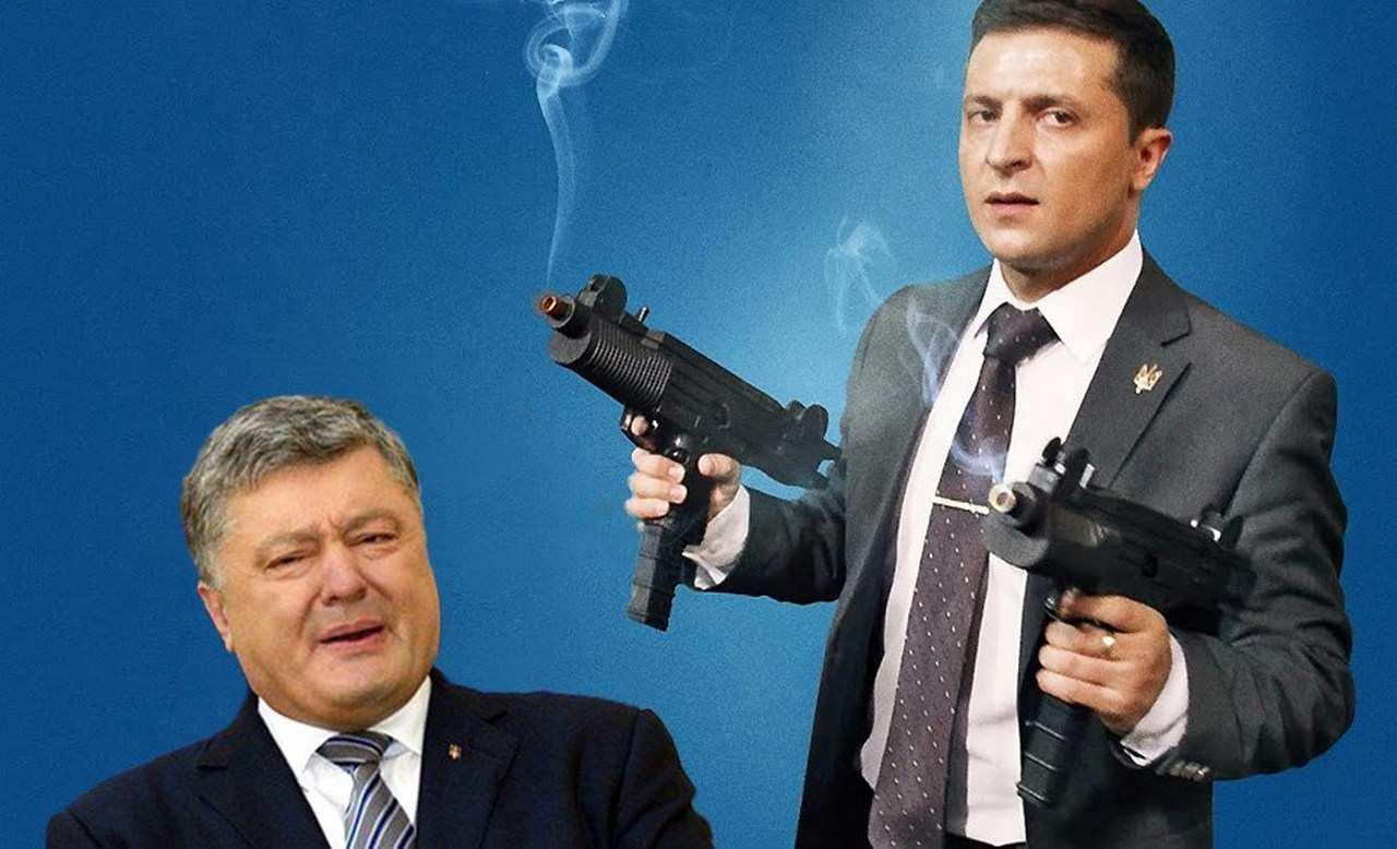 Зеленский делает то, что не получилось у Порошенко (ВИДЕО) | Русская весна
