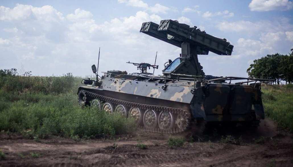 Работает ПВО ЛНР: сбит украинский летательный аппарат (ФОТО) | Русская весна