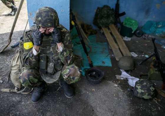 «Даже загробом нести — срам»: Зачем «ветеранов АТО» награждают пластиковыми медальками (ФОТО) | Русская весна